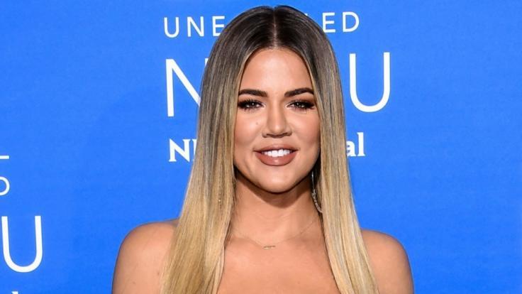 Im knappen Bikini-Höschen versetzte Khloé Kardashian ihre Fans in Schnappatmung.