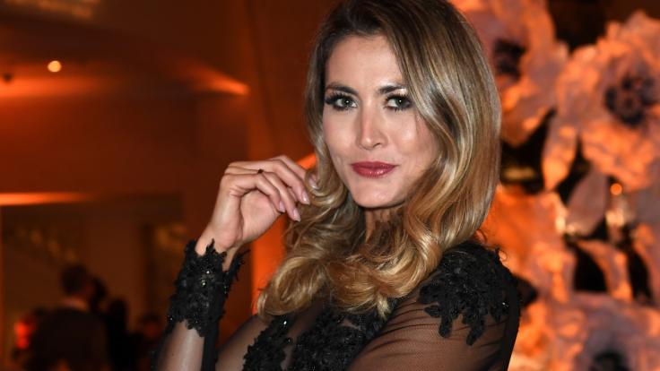 """Die ehemalige """"Germany's Next Topmodel""""-Kandidatin Fiona Erdmann hat eine Fehlgeburt erlitten. (Foto)"""