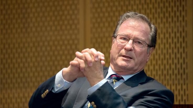 Der FDP-Politiker Klaus Kinkel ist im Alter von 82 Jahren gestorben. (Foto)