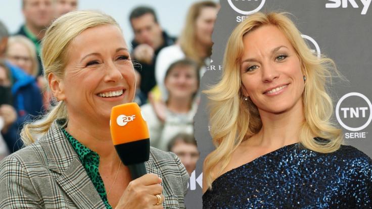 """Moderiert Joey Grit Winkler ab Sommer wirklich an der Seite von Andrea Kiewel den """"ZDF-Fernsehgarten""""? Oder handelt es sich bei der Ankündigung um einen Aprilscherz? (Foto)"""