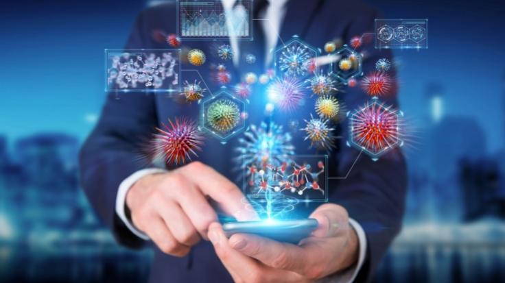 Zum Zweck der Eindämmung des Coronavirus bekommt das Robert-Koch-Institut von der Telekom die Handydaten ihrer Nutzer zur Verfügung gestellt. (Foto)