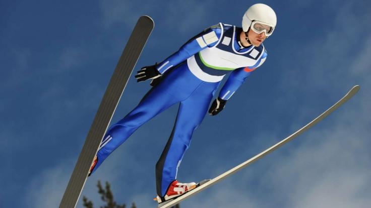 Skispringen bei Eurosport 1 (Foto)