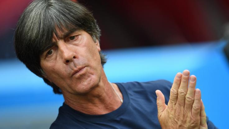 Fußball-Bundestrainer Joachim Löw nominiert den Kader der Deutschen Nationalmannschaft nach der WM in Russland 2018.