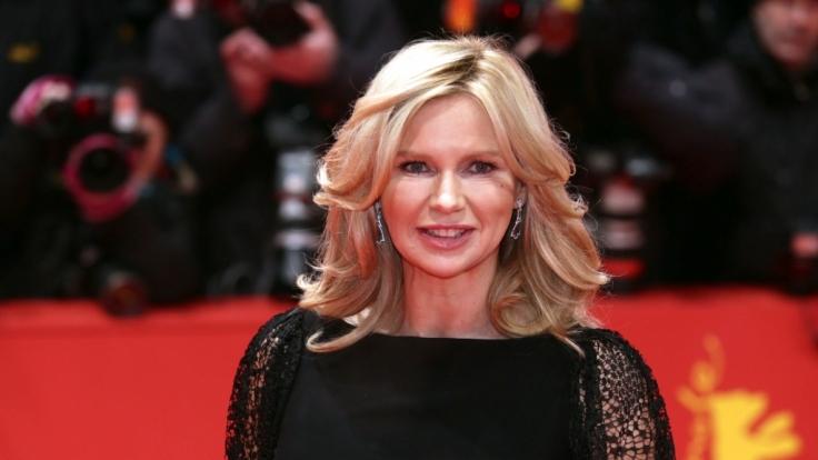 Schauspielerin Veronica Ferres wurde von einem psychisch Kranken bedroht.