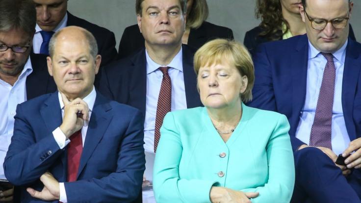 Wie geht es Angela Merkel aktuell?