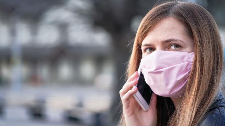 Einzelne Bundesländer in Deutschland haben eine Maskenpflicht eingeführt.