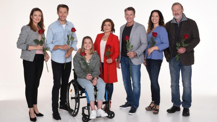 """Rote Rosen - die Geschichten rund um das Hotel """"Drei Könige"""" gehen ans Herz. (Foto)"""