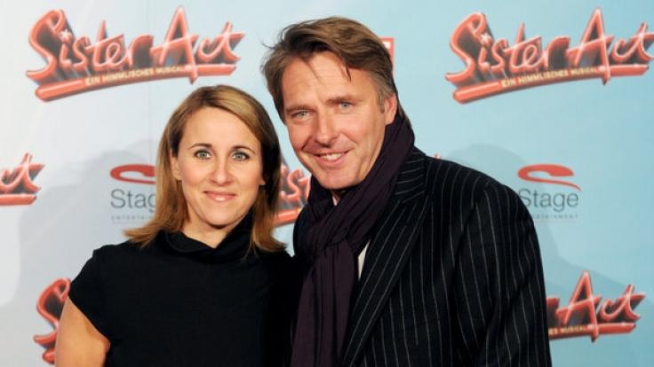 Erstmals spricht Jörg Pilawa über die schwere Krankheit seiner Tochter.