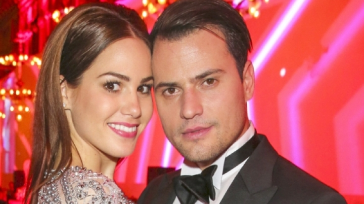 Angelina Heger und Rocco Stark führten eine turbulente Beziehung.