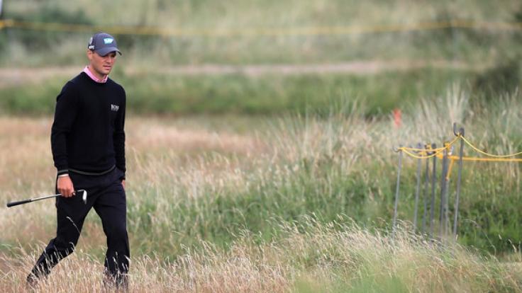 Martin Kaymer will nach den British Open über eine Pause nachdenken. (Foto)