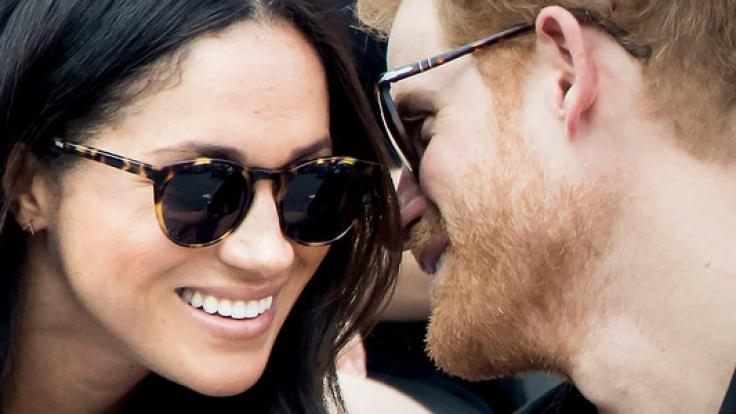 Meghan Markle und Prinz Harry könnten laut Gerüchten bereits verlobt sein. (Foto)