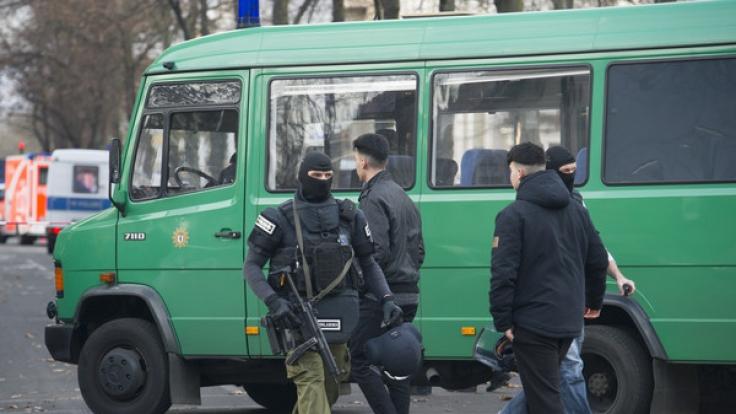 In Northeim wurde ein 26-Jähriger Terrorverdächtiger festgenommen. (Foto)