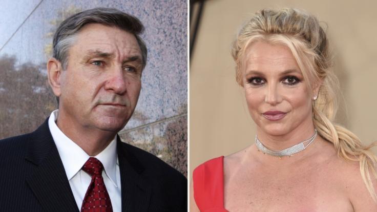 Jamie Spears (69) kontrollierte jahrelang das Leben seiner Tochter Britney Spears (39) (Foto)