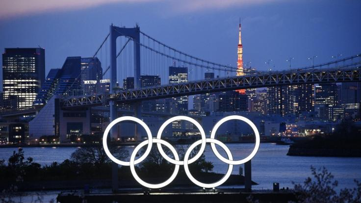Die Olympischen Spiele werden verschoben. (Foto)