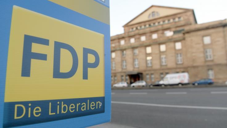 Die FDP ruderte schnell zurück. (Foto)