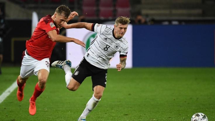 Fußball-Qualifikationsspiel bei RTL (Foto)