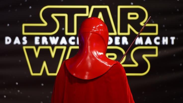 """Star Wars""-Star Andrew Jack ist an den Folgen des Coronavirus gestorben. (Foto)"