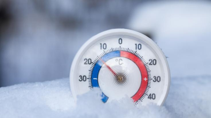 Die Russenpeitsche soll die Temperaturen purzeln lassen.