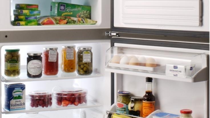 Bei richtiger Lagerung bleiben Lebensmittel länger haltbar. (Foto)