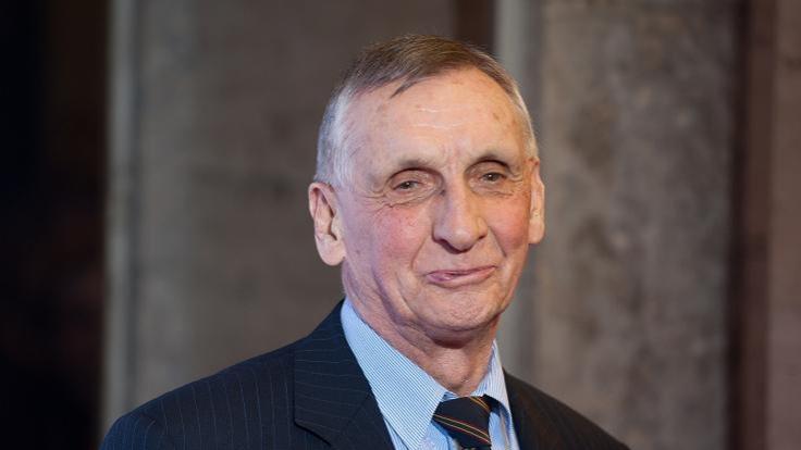 Ulrich Wegener gründete die GSG 9 und erlebte das Olympia-Attentat in München 1972 hautnah mit. (Foto)