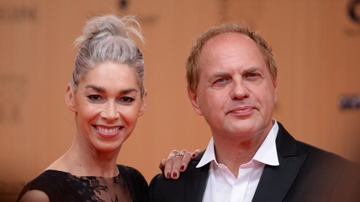 Seit 2009 ein Paar: Schauspieler Uwe Ochsenknecht und seine Freundin Kiki Viebrock.