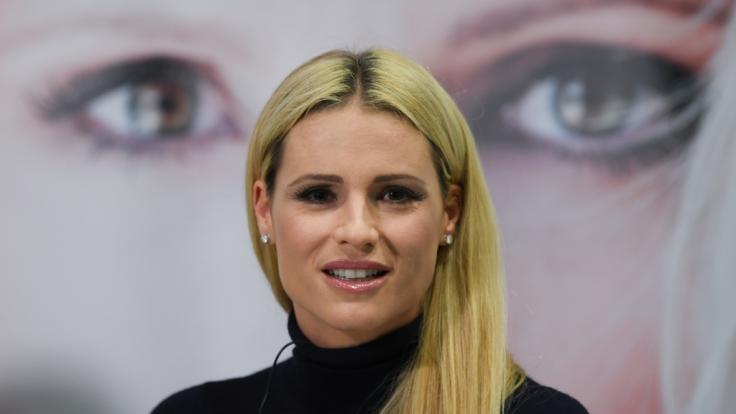 Michelle Hunziker könnte ohne weiteres als sexy Bond-Girl durchgehen. (Foto)