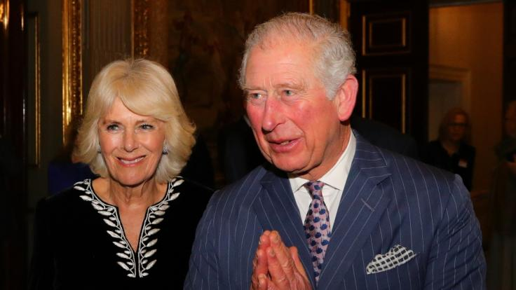 Prinz Charles' Ehefrau Camilla Parker Bowles wird niemals Königin. (Foto)