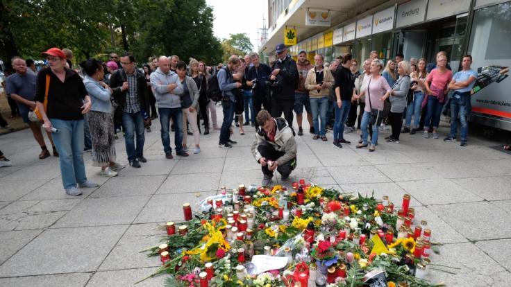 Beim Stadtfest in Chemnitz ist ein 35-jähriger Mann bei einer Messerattacke getötet worden. (Foto)