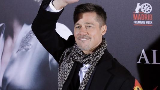 Er hat wieder zugegriffen: Wer ist die Neue von Brad Pitt?
