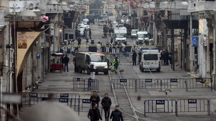 In türkischen Großstädten wie Istanbul kam es in diesem Jahr bereits zu mehreren Anschlägen. (Foto)