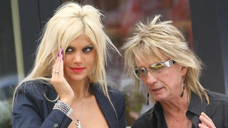 Ein Bild aus glücklichen Tagen: Sophia Wollersheim und Bert Wollersheim in trauter Zweisamkeit. (Foto)