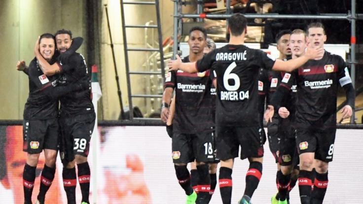 Bayer Leverkusen trifft beim CL-Wiedersehen auf Atlético Madrid.