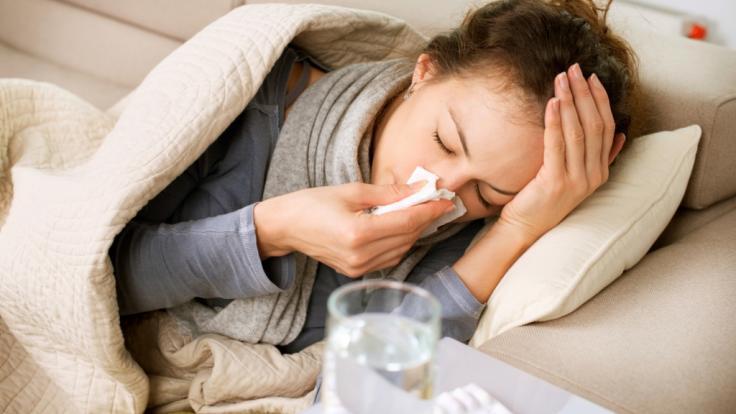 Grippaler Infekt oder Delta-Variante des Coronavirus? Laien können Infektionen nicht immer richtig deuten. (Foto)
