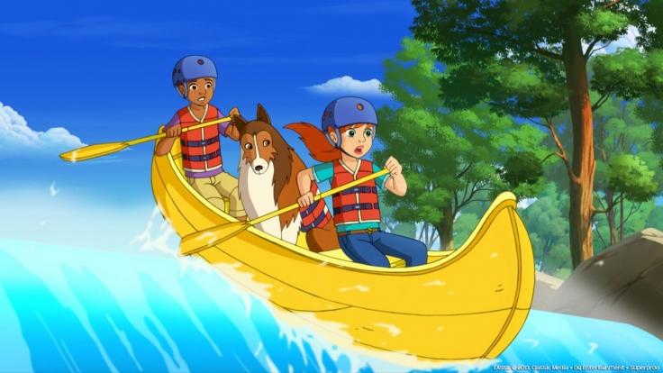 """""""lassie"""" verpasst die wiederholung von episode 29 online"""