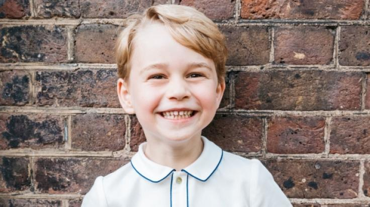Prinz George ist ein wahrer Strahlemann (Foto)