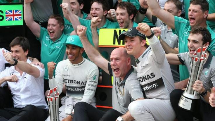 Wird Mercedes auch im dritten Saisonrennen der Formel 1 2014 jubeln? Wir zeigen, wie Sie den Großen Preis von Bahrain im kostenlosen Live-Stream bei RTL Inside und im TV (RTL/Sky/Sport1) live mitverfolgen können.