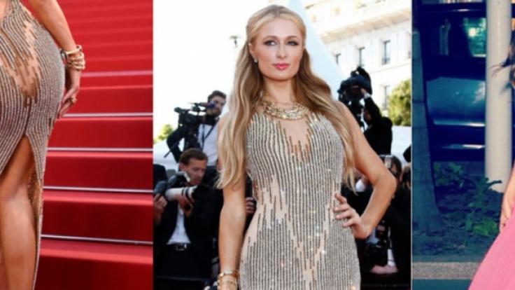 Gewagte Outfits bei den Filmfestspielen in Cannes. (Foto)