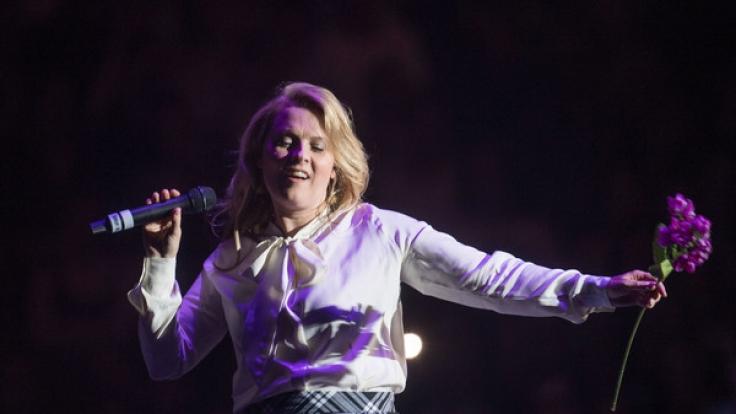 Patricia Kelly ist als Mitglied der Kelly Family äußerst erfolgreich - und hat ihr musikalisches Talent auch an ihren Sohn Ignatius, genannt Iggi, weitergegeben. (Foto)