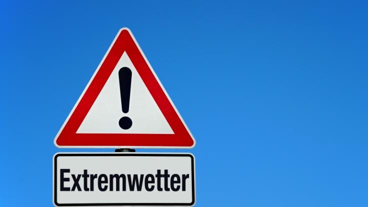 Für einige Regionen Europas gibt es aktuell Unwetter-Warnungen. (Foto)