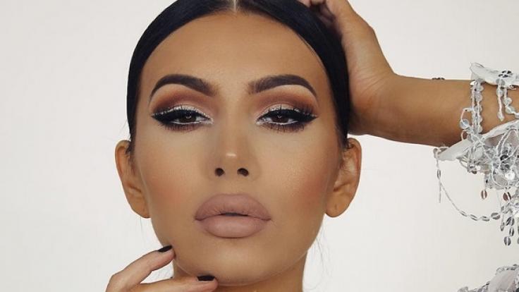 Kim Kardashian, bist das du? (Foto)
