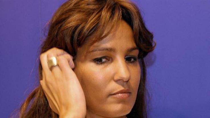 Nadja abd el Farrag hat sich gut erholt nach ihrem Krankenhausaufenthalt. (Foto)
