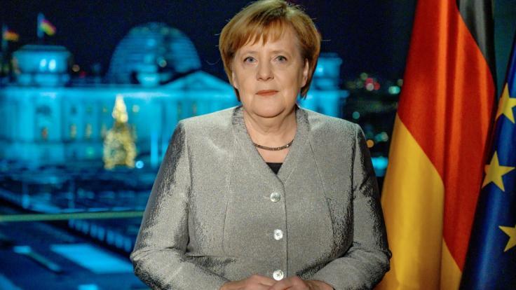Ansprache Merkel Live