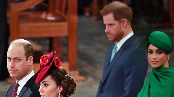 Die Royals-News der Woche im Überblick. (Foto)
