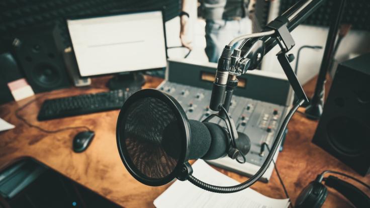 Der britische Radiomoderator Richard Cartridge ist mit 72 Jahren gestorben. (Foto)