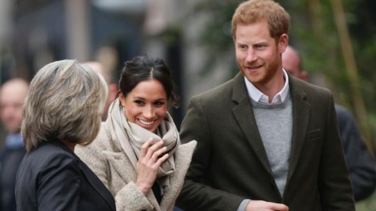 Prinz Harry und Meghan Markle wollten finanziell unabhängig sein - und bedienten sich trotzdem weiter aus der Royals-Kasse. (Foto)