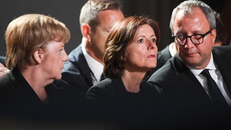 Die von Bundeskanzlerin Angela Merkel am 11. Februar verkündete Lockdown-Verlängerung stieß bei Ministerpräsidenten wie Malu Dreyer aus Rheinland-Pflanz auf wenig Begeisterung. (Foto)