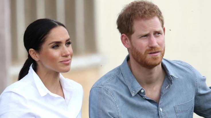 Werden Meghan Markle und Prinz Harry künftig in Australien leben? (Foto)