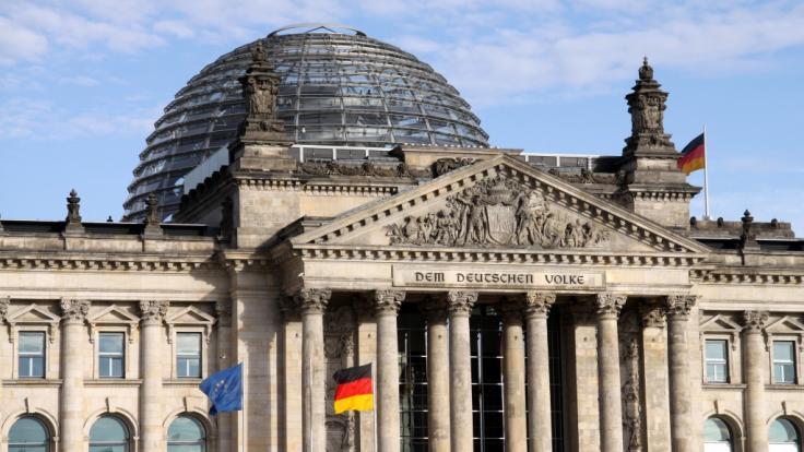 Der Bundestag wird in diesem Jahr weiter wachsen.