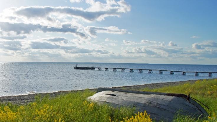 Auch die Landschaft spricht für ein Studium in Schweden.