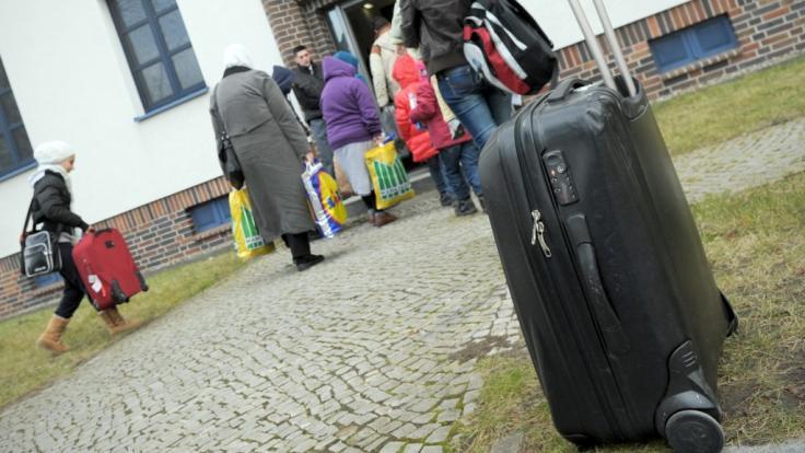 Im Rahmen des EU-Umsiedlungsprogramms wird Deutschland bis zu 10.000 Flüchtlinge aufnehmen. (Foto)